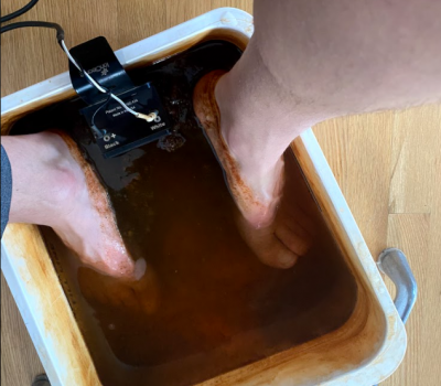 AMD Ionic Foot Bath