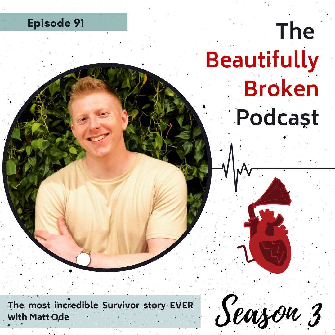 The Most incredible survivor story ever with Matt Ode, Testicular Cancer