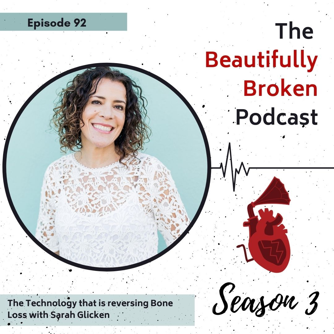 Oesti Technology that is reversing Bone Loss withSarah Glicken