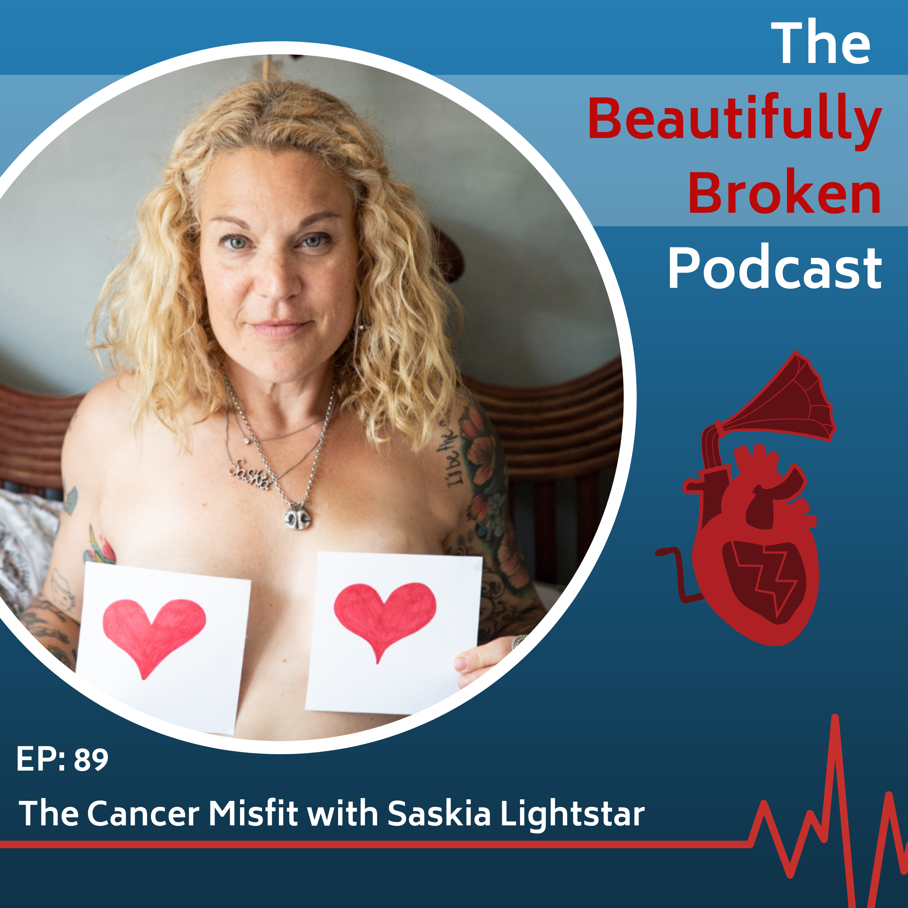 The Cancer Mistfit Saskia Lightstar